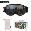 AKASO Snowboard Goggles